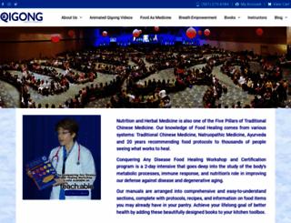 qigong.com screenshot