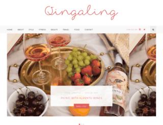 qingaling.com screenshot