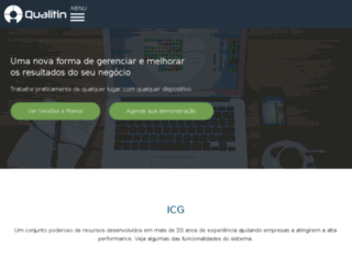 qinn.com.br screenshot