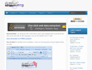 qiosdevsuite.com screenshot
