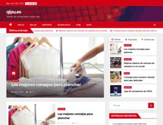 qipu.es screenshot
