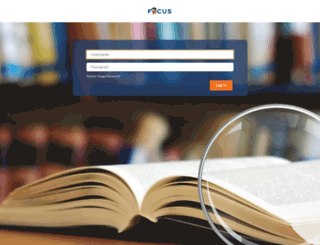 qiss.focusschoolsoftware.com screenshot