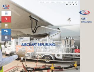 qjetfuel.com screenshot