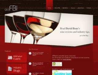 qldfbi.com.au screenshot