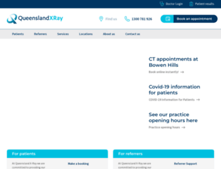 qldxray.com.au screenshot