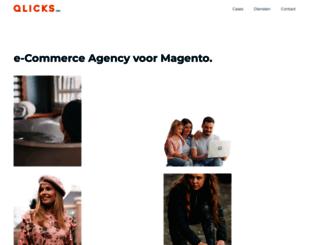 qlicks.nl screenshot