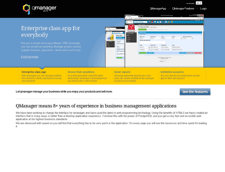 qmanager.ro screenshot