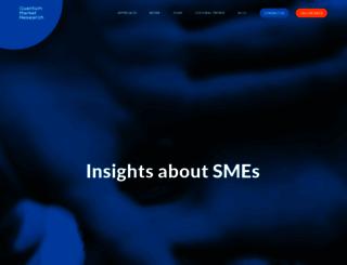 qmr.com.au screenshot