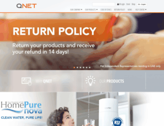 qnet.ae screenshot