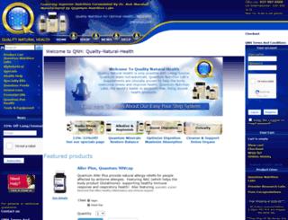 qnhshop.com screenshot