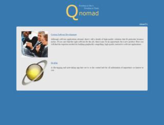 qnomad.com screenshot