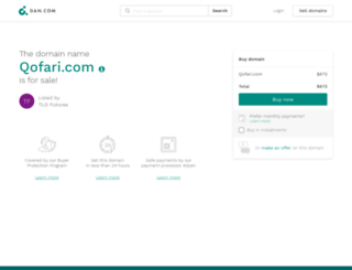 qofari.com screenshot