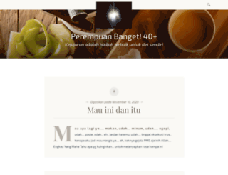 qomm.wordpress.com screenshot