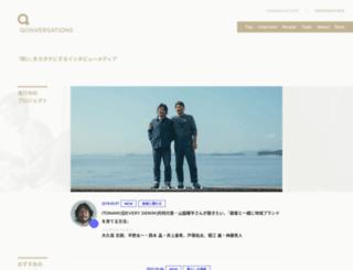 qonversations.net screenshot