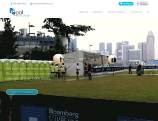 qoolenviro.com screenshot