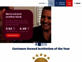 qpcu.org.au screenshot