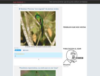 qpendejo.blogspot.com screenshot