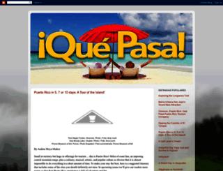 qpquepasa.blogspot.com screenshot