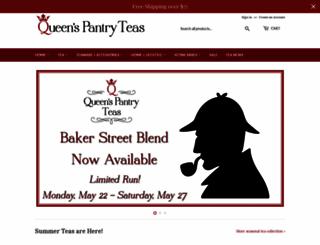 qptea.com screenshot
