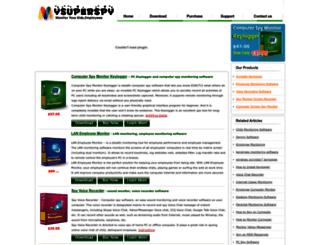 qqmonitor.com screenshot