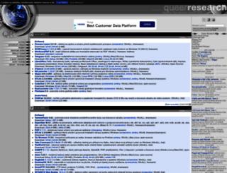 qr.cz screenshot