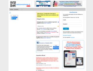 qrcode.edizionisimone.it screenshot