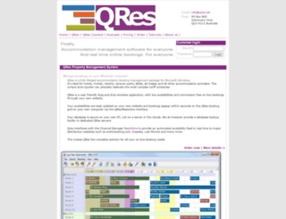 qres.net screenshot