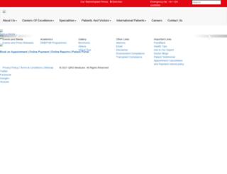 qrgmedicare.com screenshot