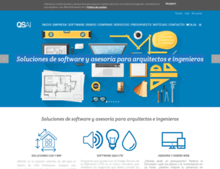 qsai.es screenshot