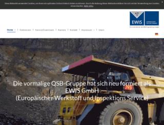 qsbgroup.eu screenshot