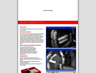 qscan.co.uk screenshot