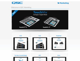 qscmarketing.com screenshot
