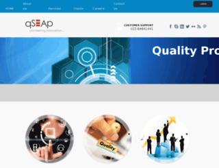 qseap.net screenshot