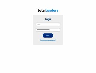 qsl-tenders.co.uk screenshot