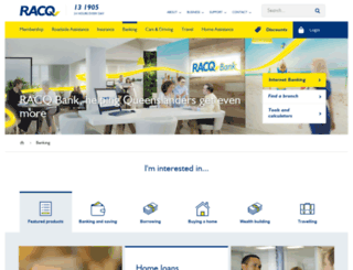 qtcu.com.au screenshot
