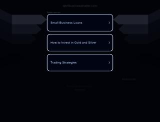 qtellbusinesstrader.com screenshot