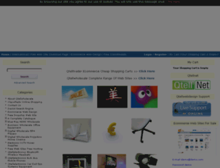 qtellelectronics.com screenshot