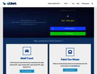 qtiket.com screenshot