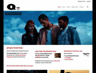 qtopia.ch screenshot