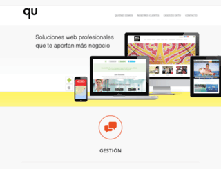 qu-publicidad.com screenshot