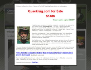 quackling.com screenshot