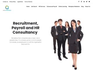 quadconsultancy.com screenshot