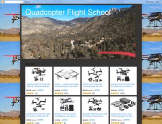 quadcopter101.blogspot.com screenshot