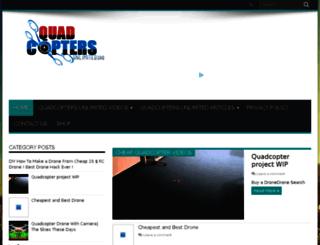quadcoptersunlimited.org screenshot