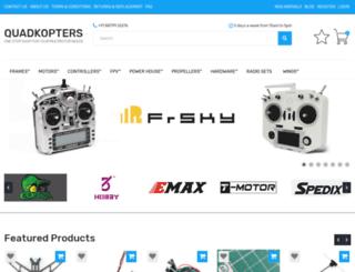 quadkopters.com screenshot