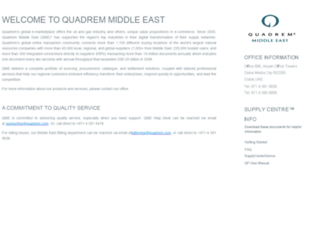 quadrem.ae screenshot