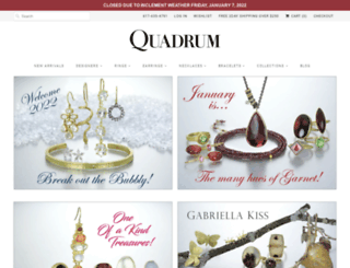 quadrumgallery.com screenshot