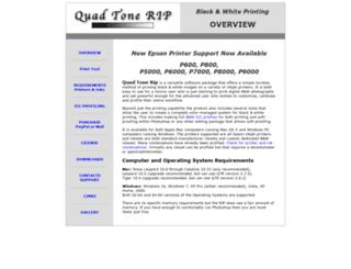quadtonerip.com screenshot