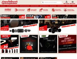 quadyland.com screenshot