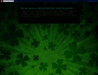 qualfoiaboariodejaneiro.blogspot.com screenshot